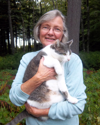 Nancy Prince, Maine Children's Book Author and Conservationist